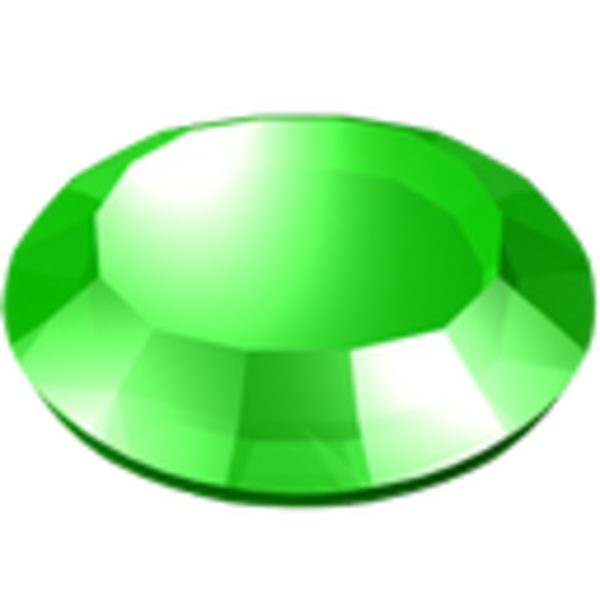 Gemstone icon free images. Gem clipart crystal