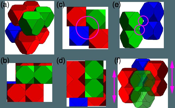 A visual representation of. Crystal clipart octahedral