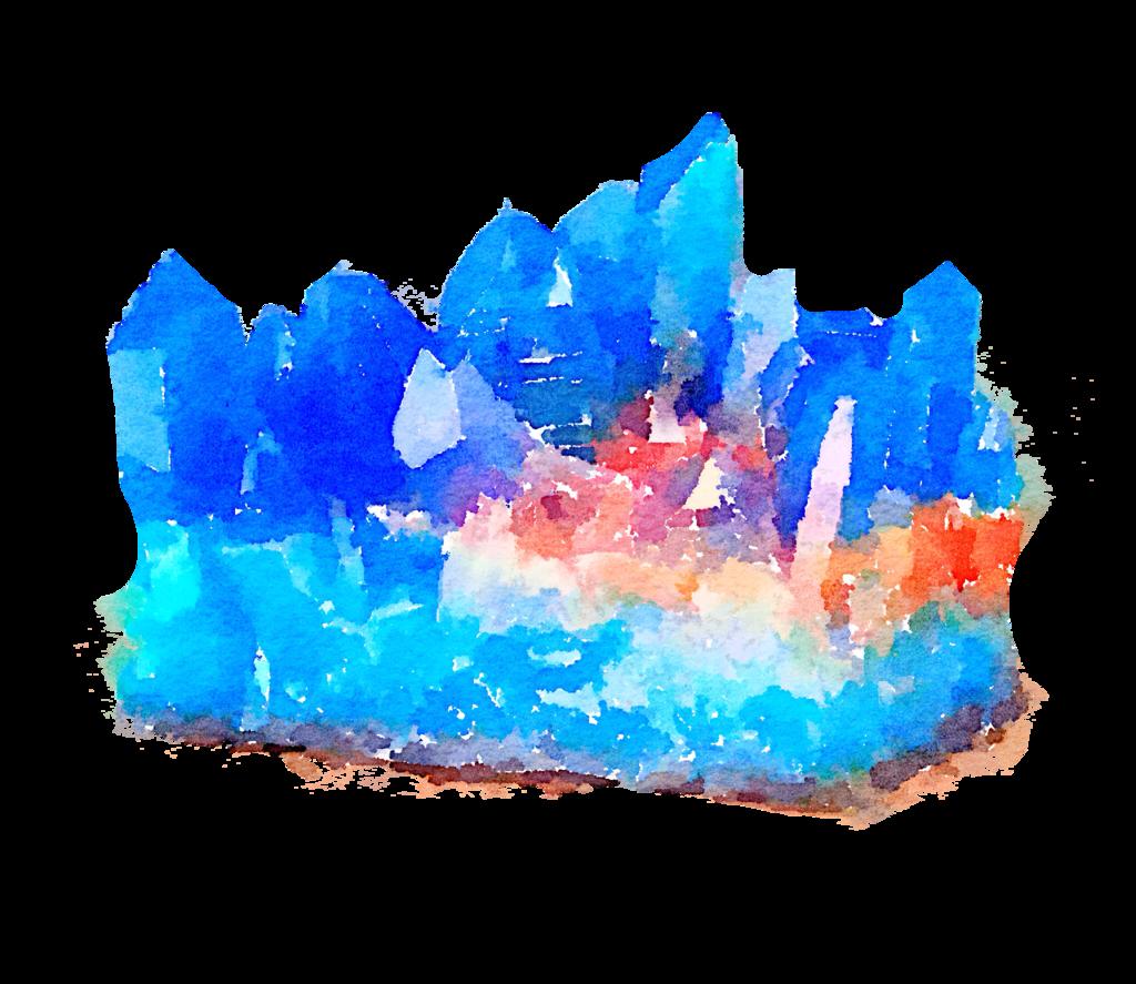 crystal clipart real crystal