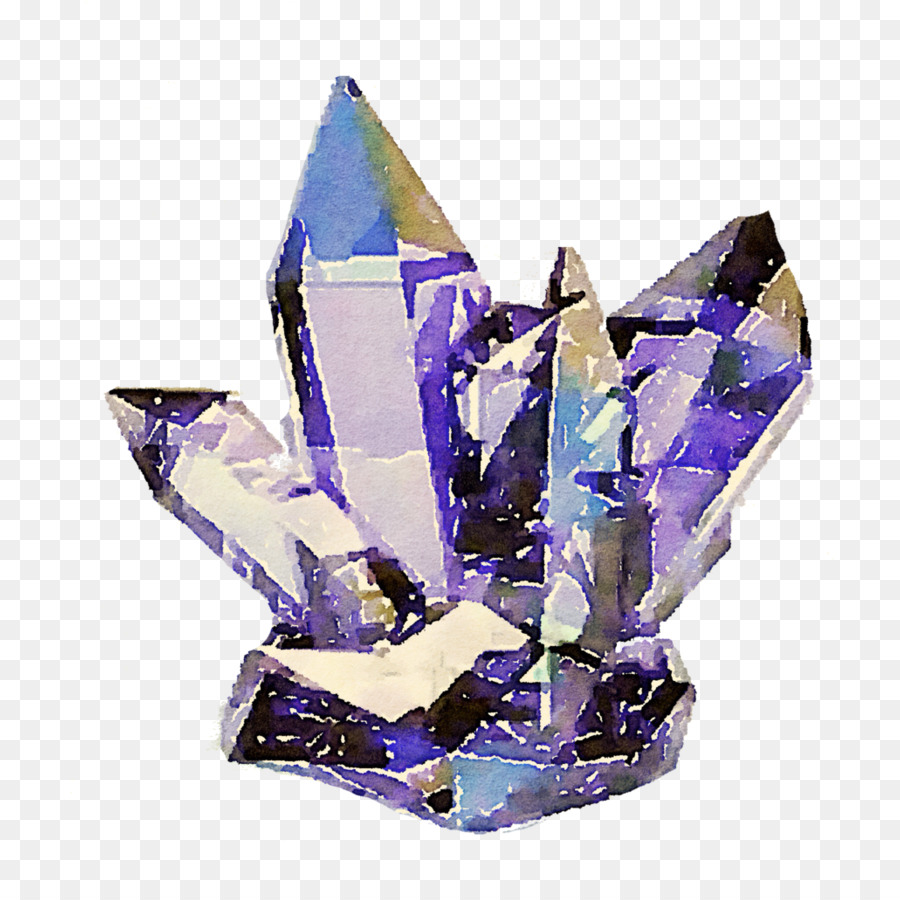 Crystal clipart real crystal. Png quartz purple