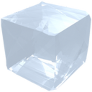 Icon free images at. Crystal clipart salt crystal