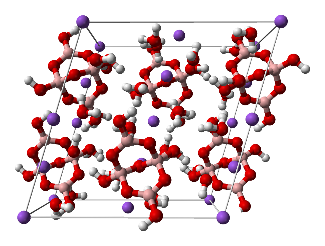 Mineral structures crystallography page. Crystal clipart silicon