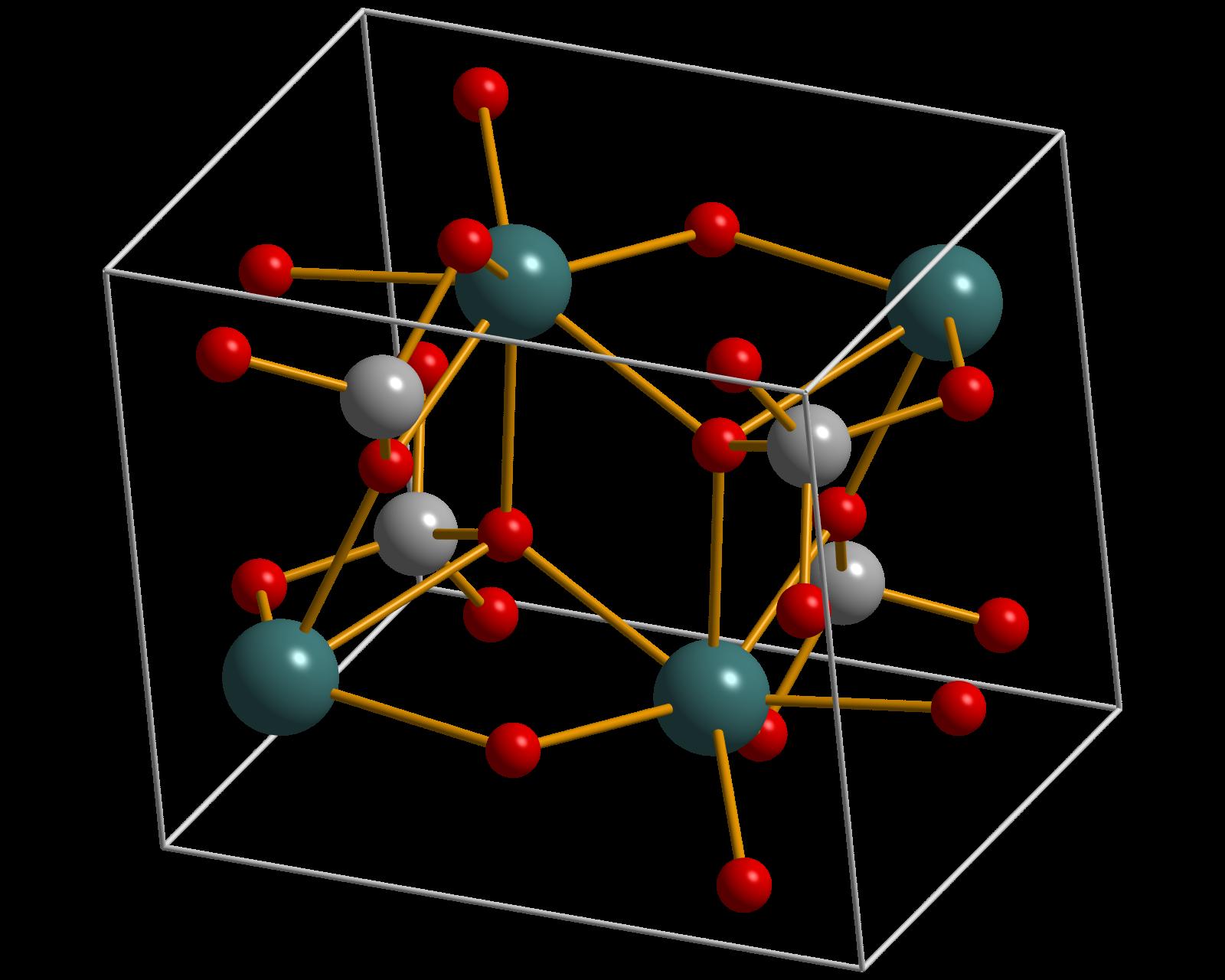 Crystal clipart silicon. File huttonite unit cell