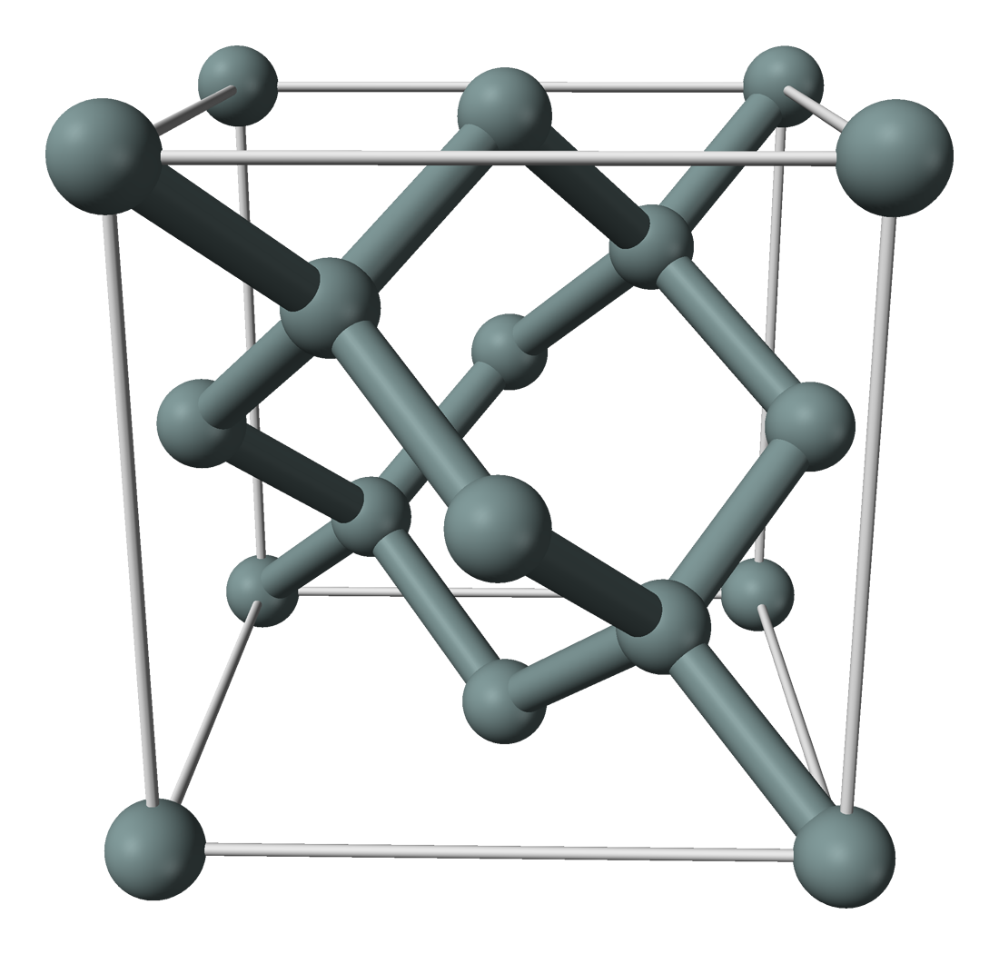 Ucsb science line most. Crystal clipart silicon
