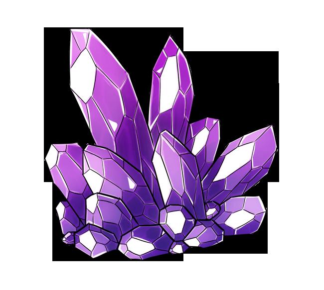 Crystals drawing at getdrawings. Crystal clipart sketched