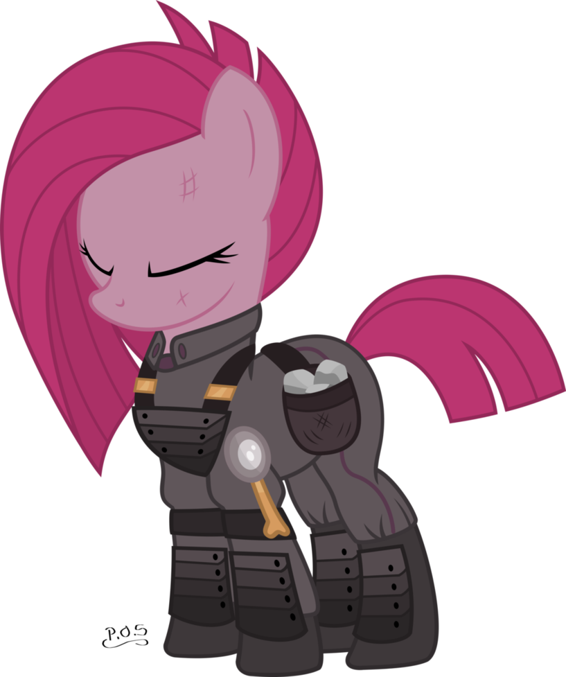 Crystal clipart sketched. Pinkie pie war by