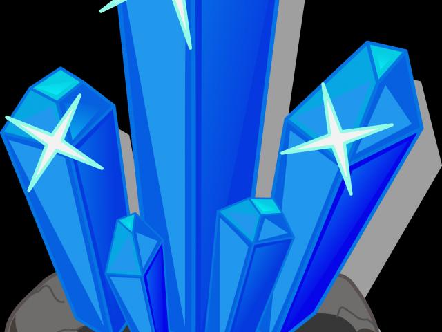 crystal clipart sugar crystal