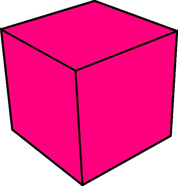 Cube clipart. Clip art at clker