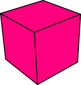 . Cube clipart