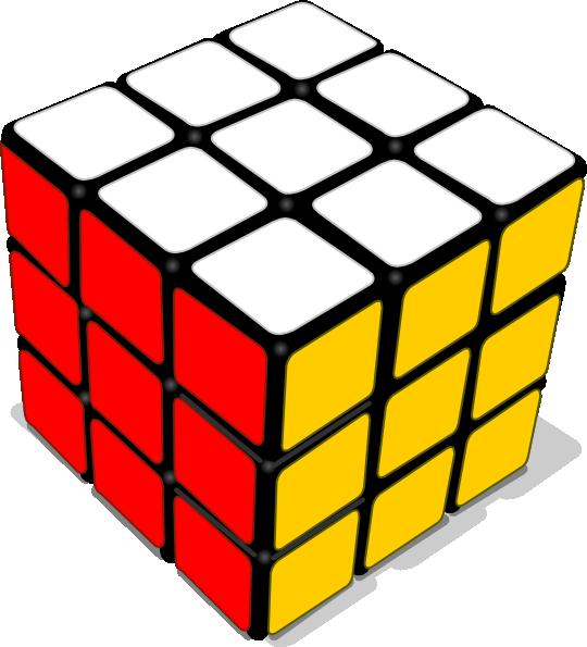 Rubik cube clip art. Game clipart gameboy
