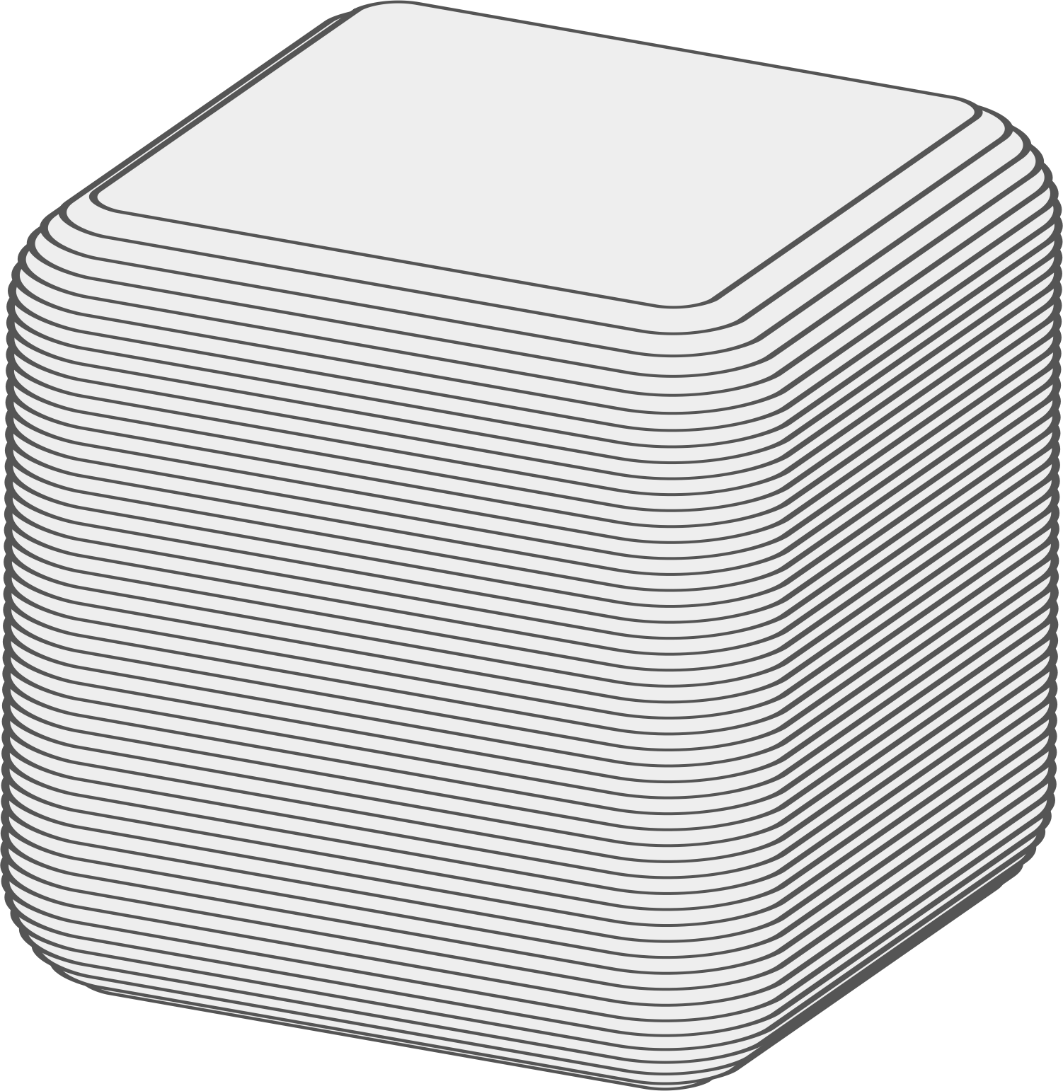 cube clipart animated