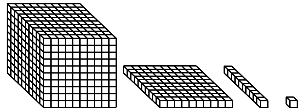 Cube base ten