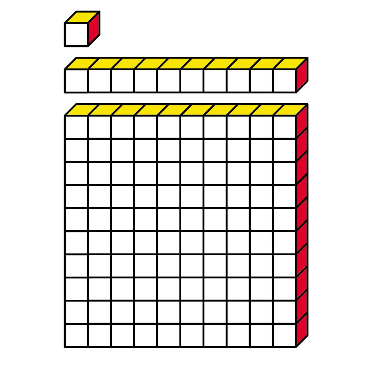 Cube clipart base ten. Blocks clip art library