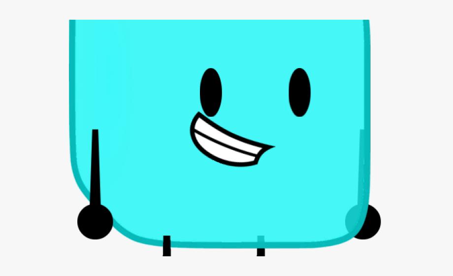 Top cube . Ice clipart cartoon
