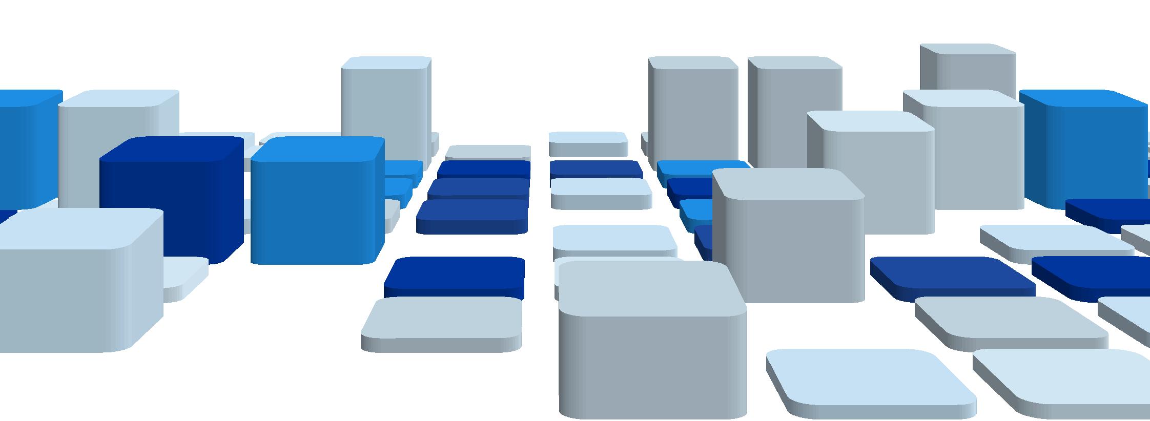 Three space d computer. Cube clipart dimensional