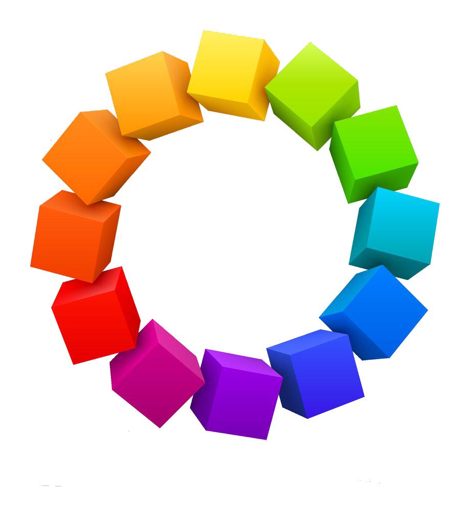 Cube clipart dimensional.  d computer graphics