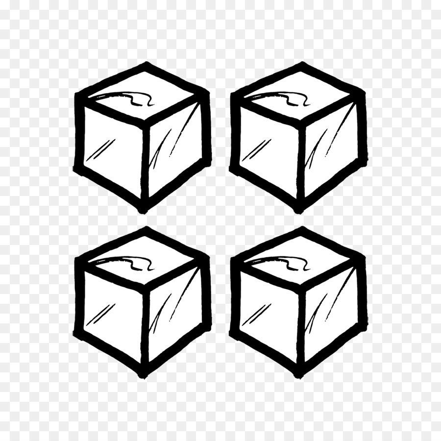Ice illustration transparent . Cube clipart drawing