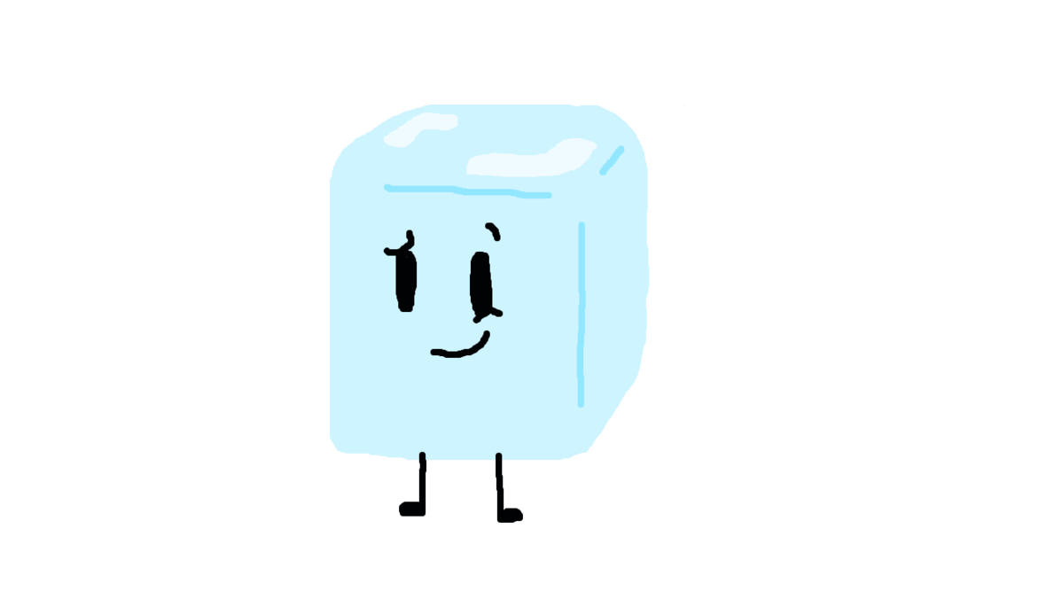 Cube clipart drawing.  collection of ice