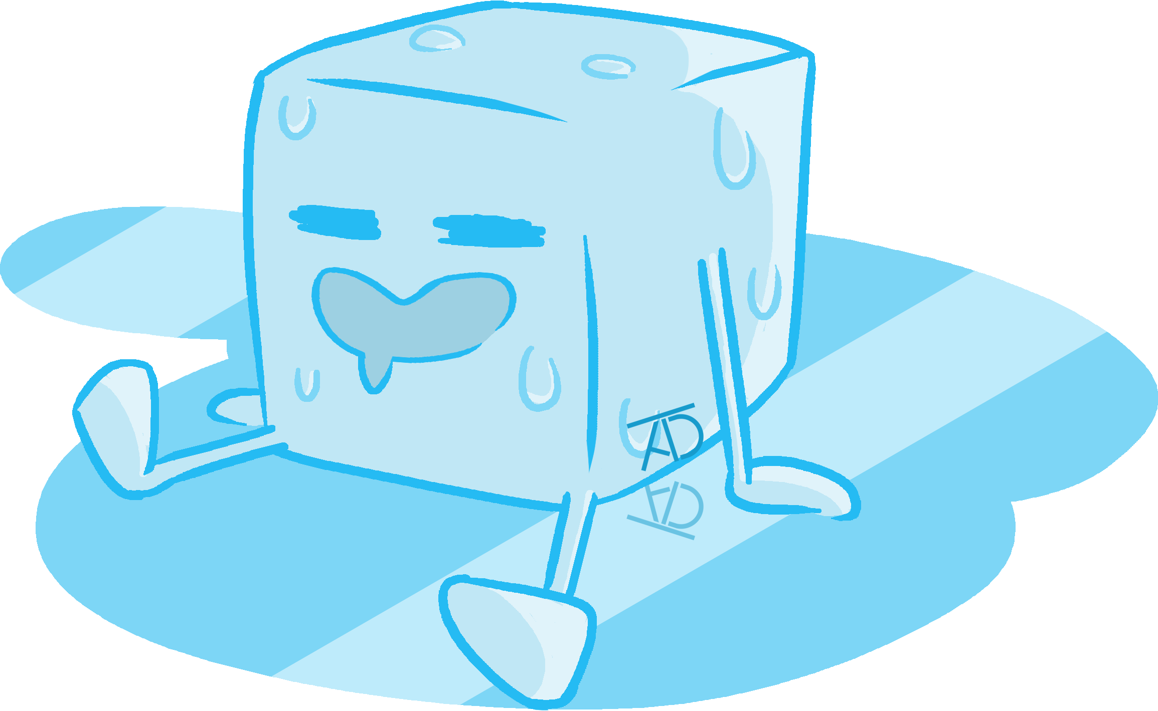 Cube clipart drawing. Ice at getdrawings com