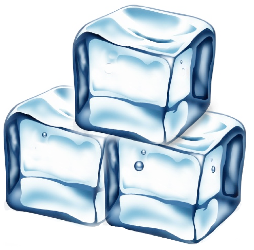 Png cube images free. Ice clipart ice tray