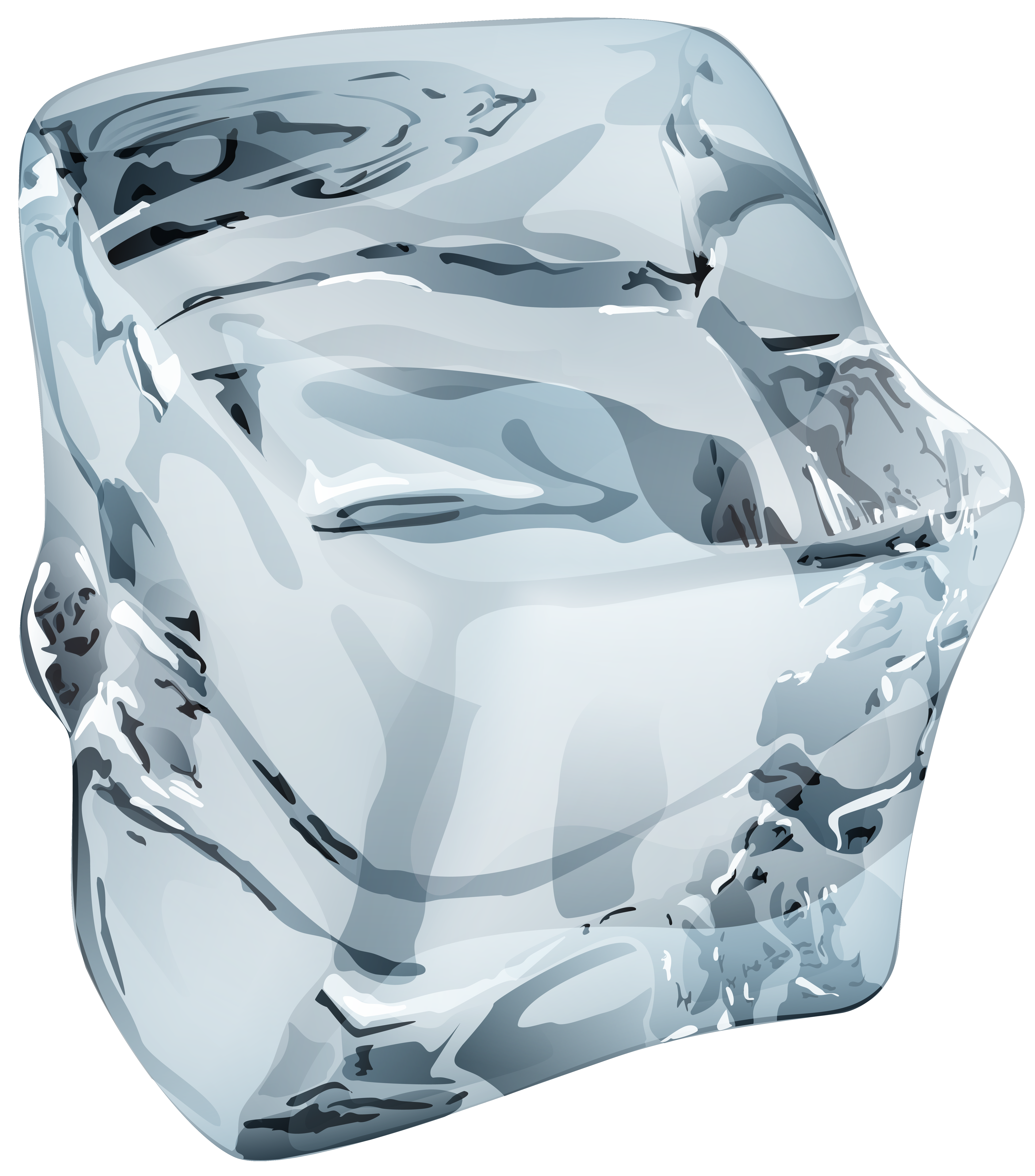 Cube png clip art. Ice clipart transparent background