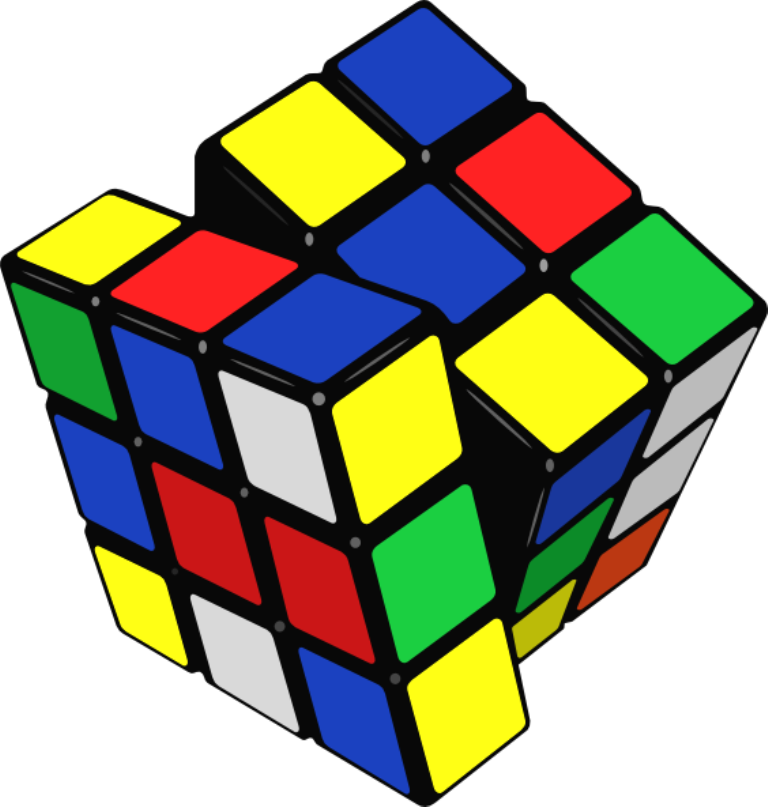 Cube clipart kid toy. Possible toxicity in brain