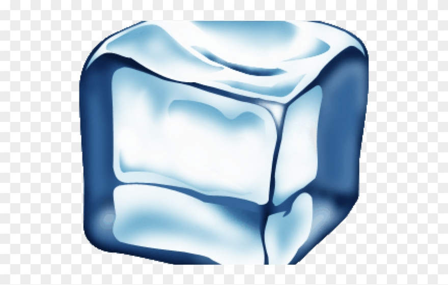 Ice clipart single. Cube png transparent
