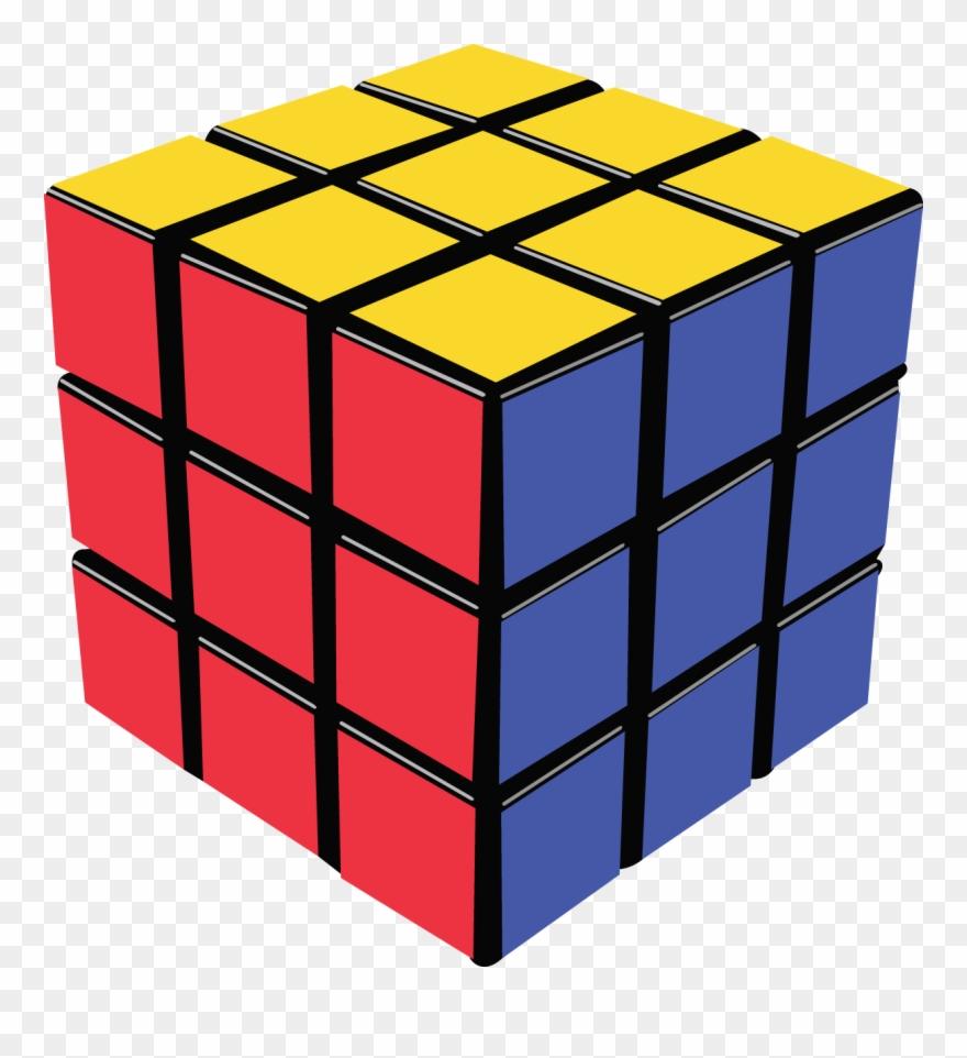 Rubik s png no. Cube clipart logical