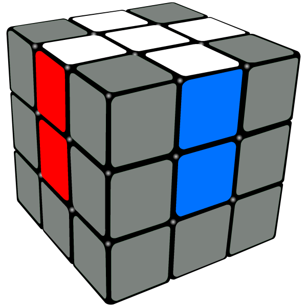 What is the logic. Cube clipart logical