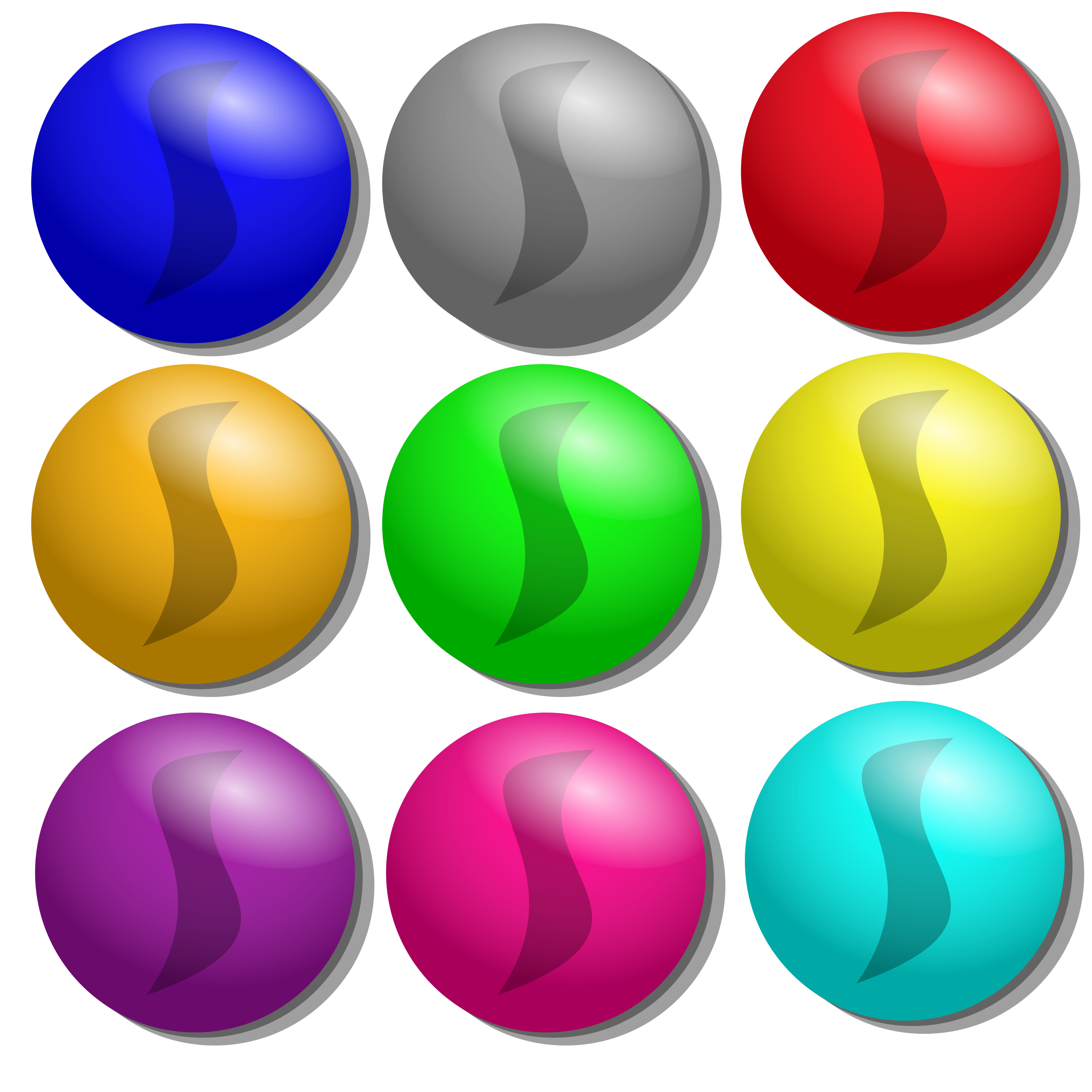 Game dots icons png. Marbles clipart ball clear