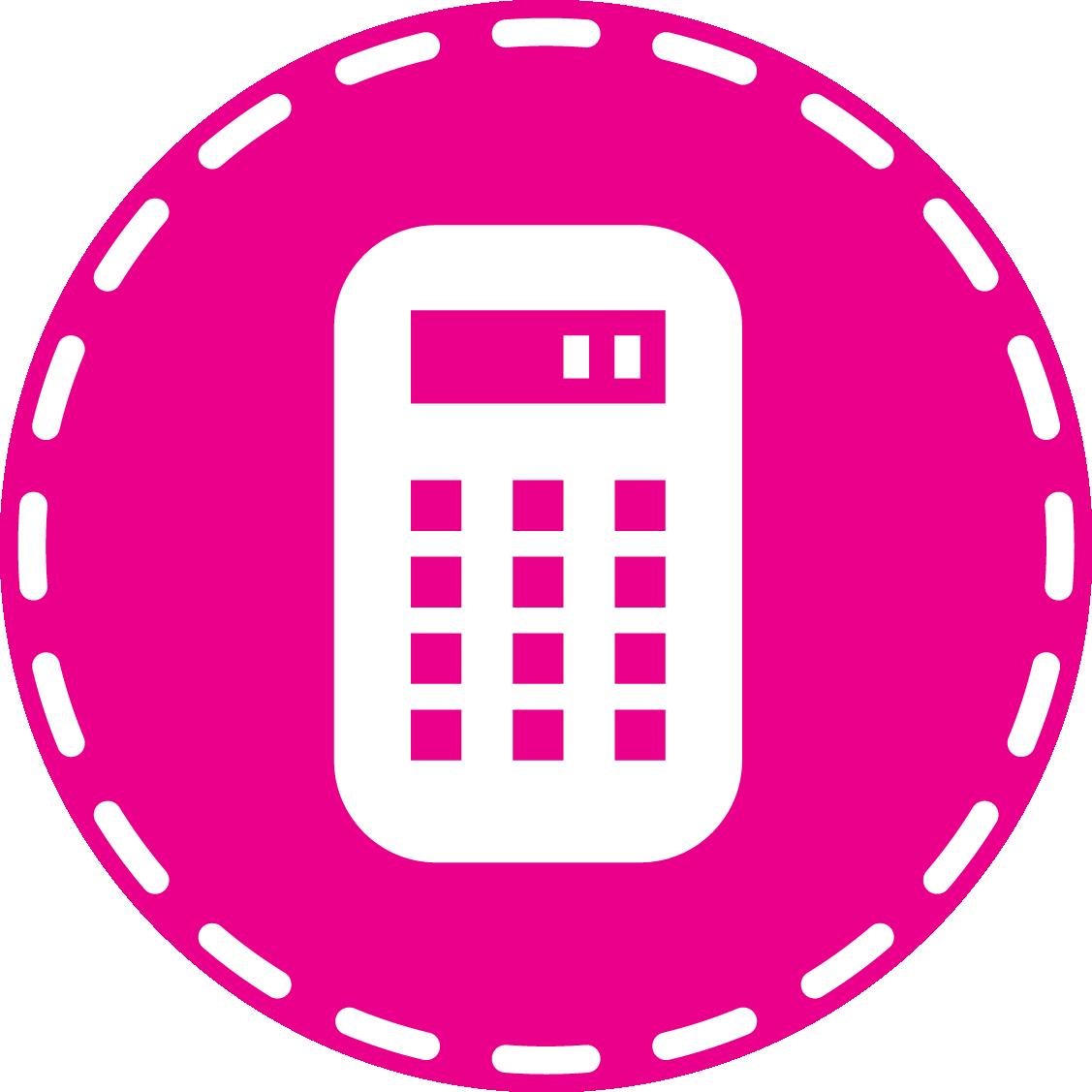Mathematics . Cube clipart math counter