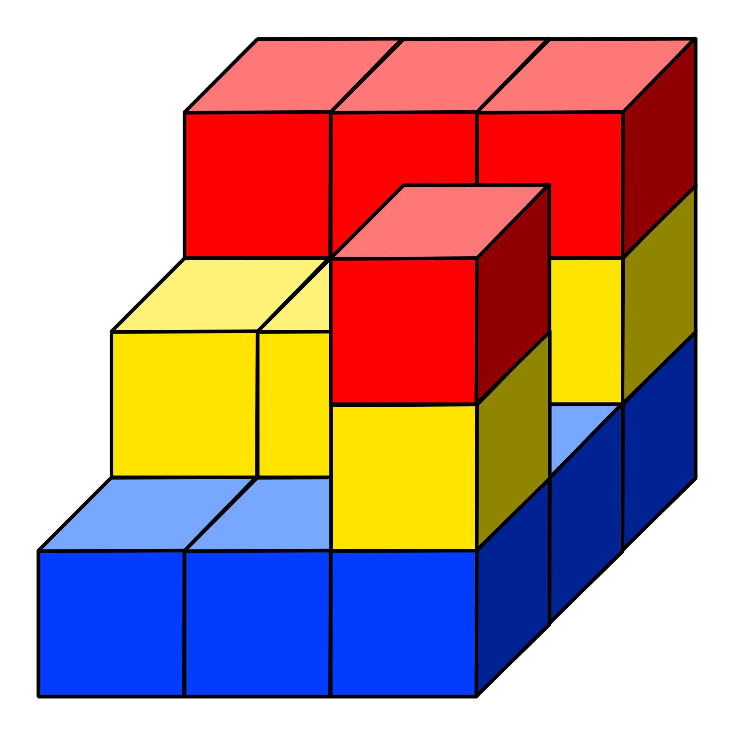 collection of high. One clipart unifix cubes