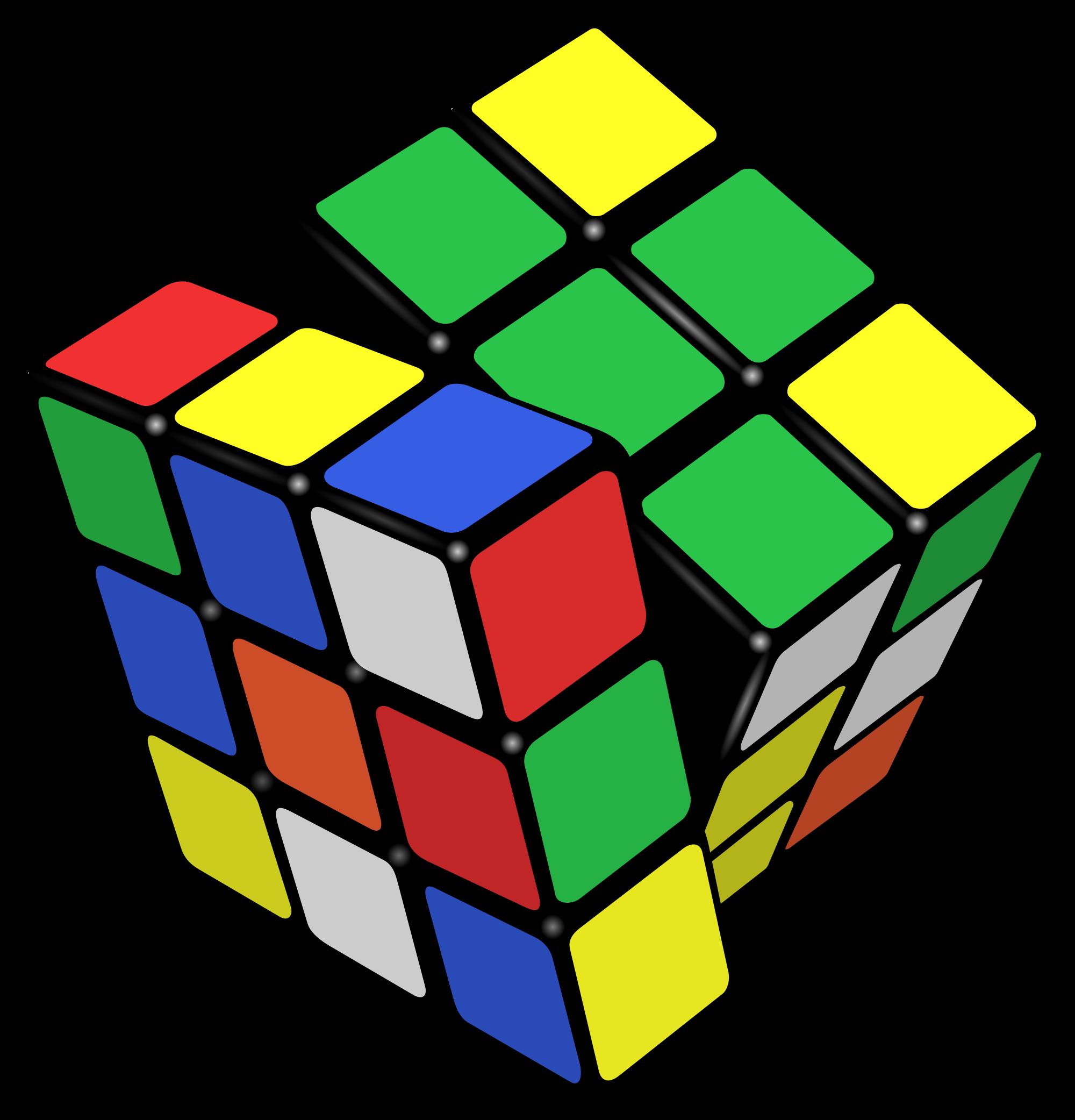 cube clipart non living