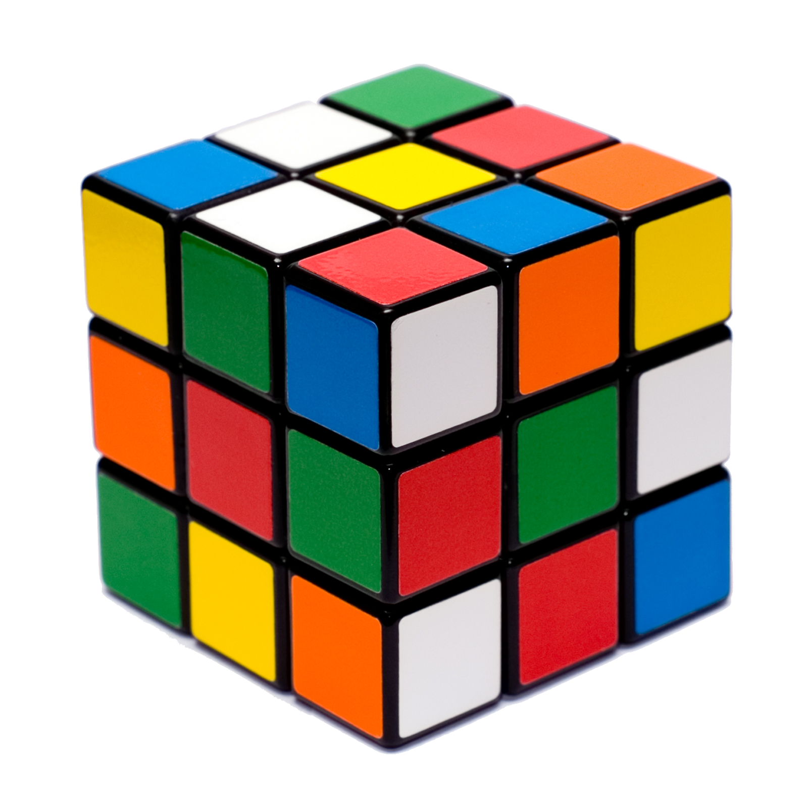 Cube number cube