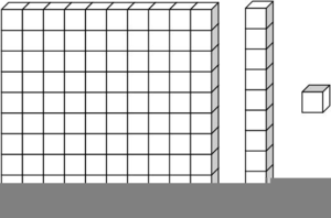 Cubes free images at. Cube clipart place value