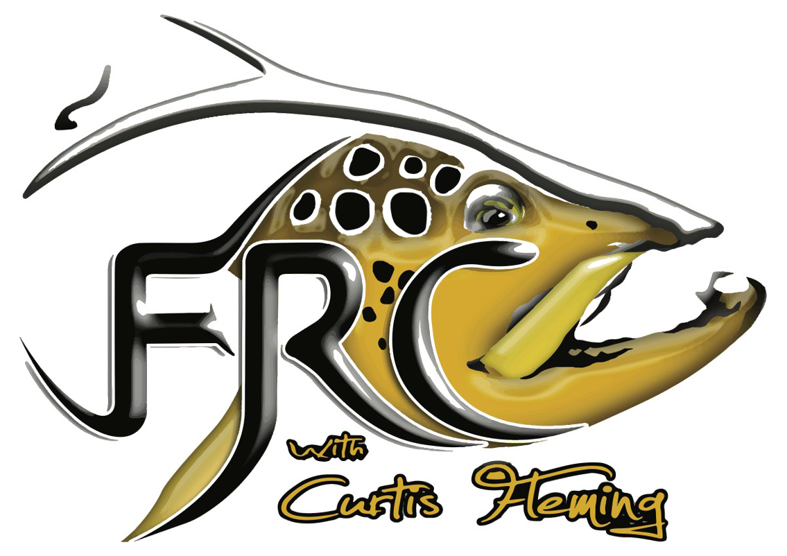 Rod chronicles with curtis. Trout clipart fly fishing flies