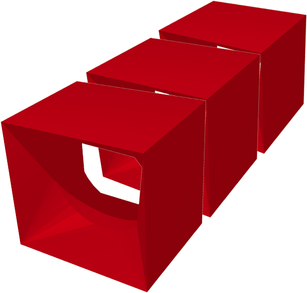Cube clipart rod. Robocraft topic different lengths