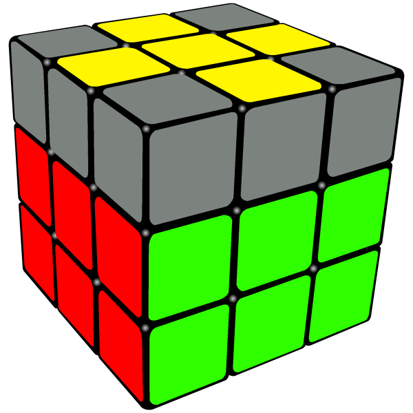 How to solve a. Cube clipart rubrics