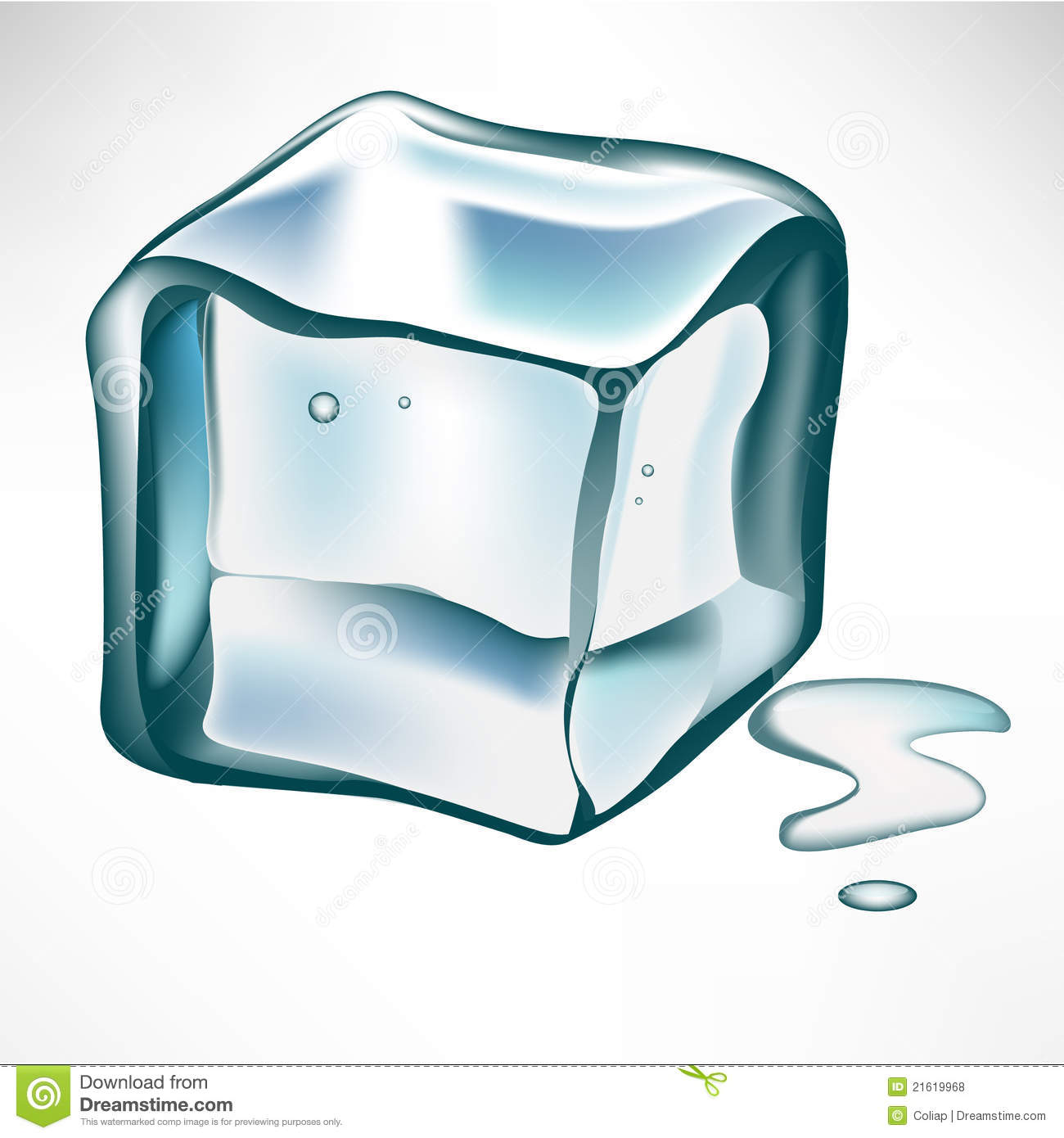 Ice clipart single. Cube look at clip