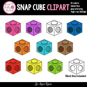 Cube clipart snap cube. Cubes clip art