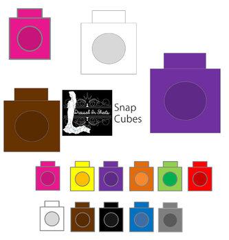 Cubes clip art . Cube clipart snap cube