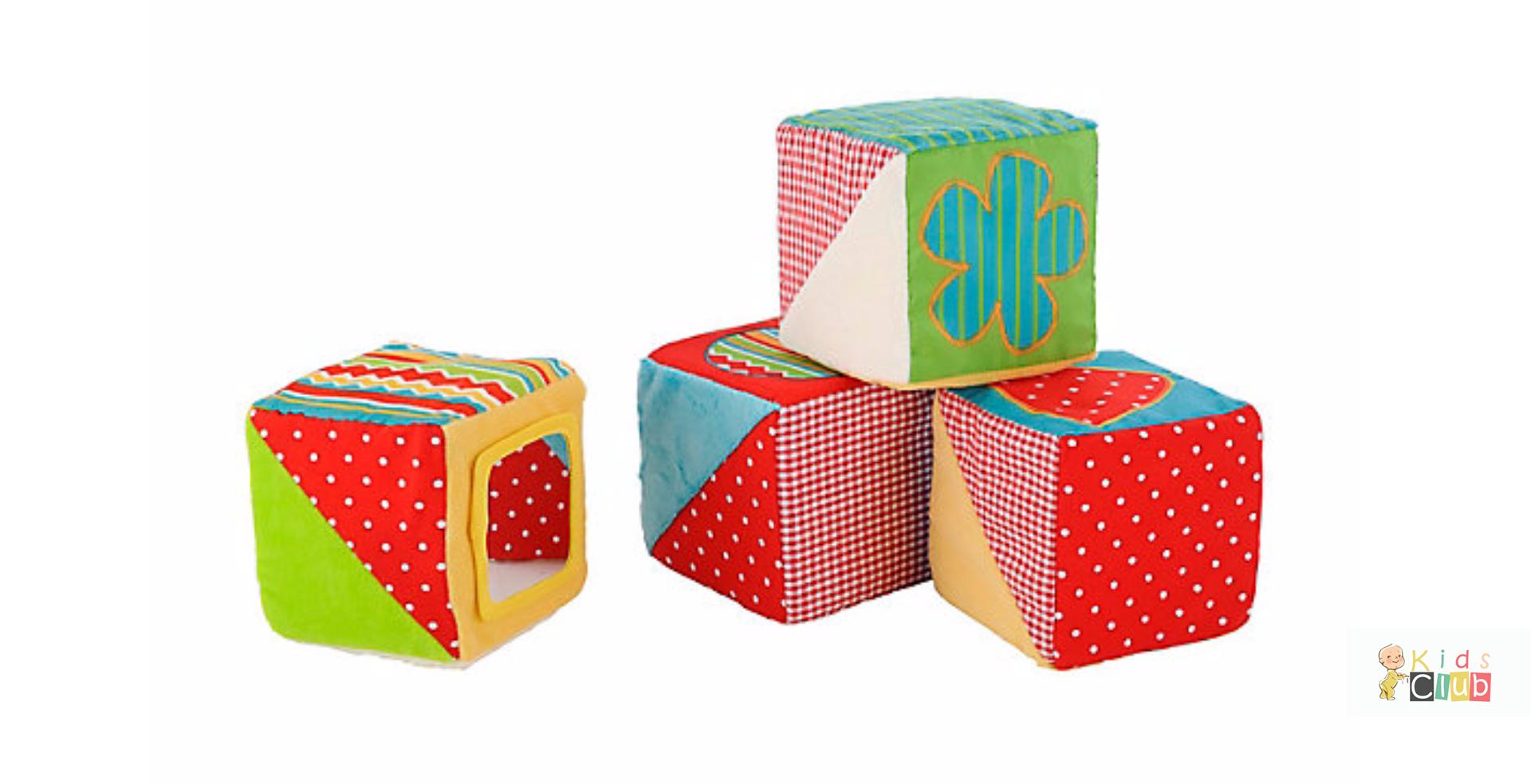 Elc blossom farm touch. Cube clipart soft block