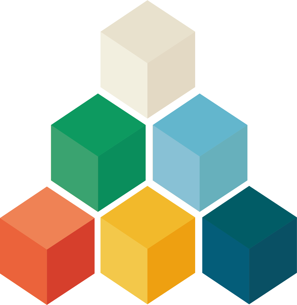 Cubes geometry android microsoft. Cube clipart stack