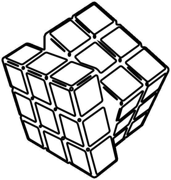 Clipartist net clip art. Cube clipart svg