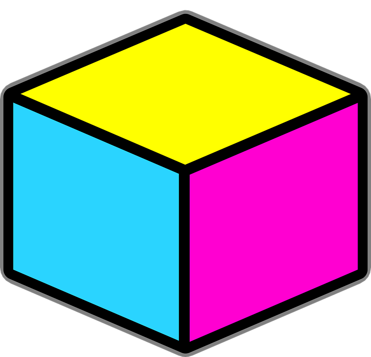 Cube clipart unifex. Collection of square object