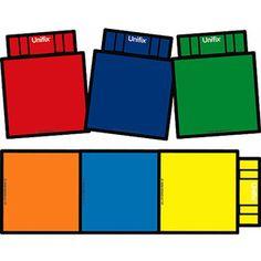 unifix cubes clipartlook. Cube clipart unifex