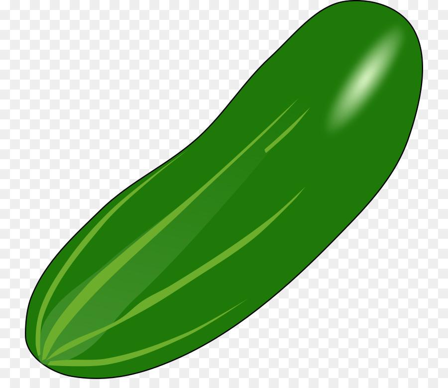 Green grass background cucumber. Zucchini clipart vegetable
