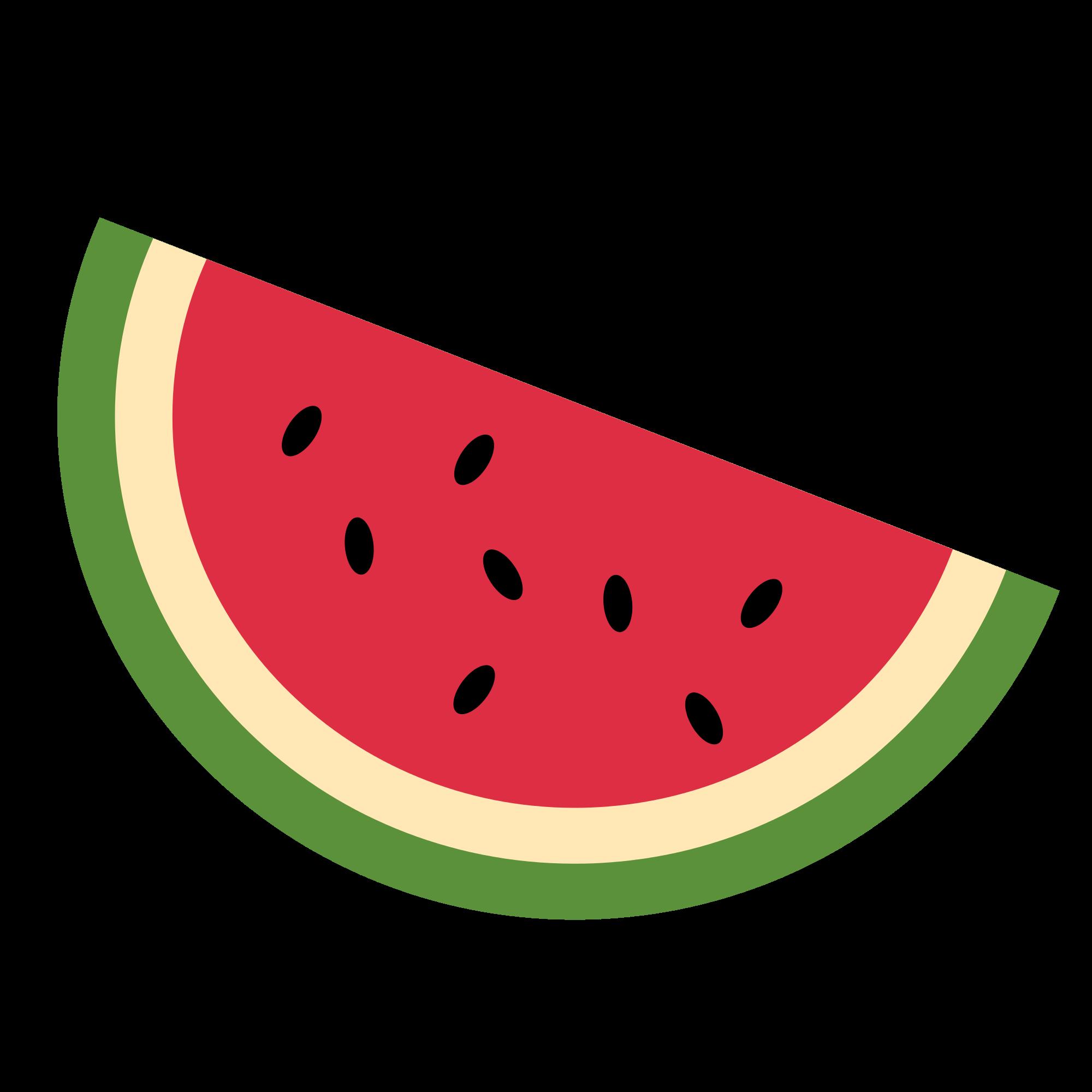 File twemoji f svg. Watermelon clipart emoji