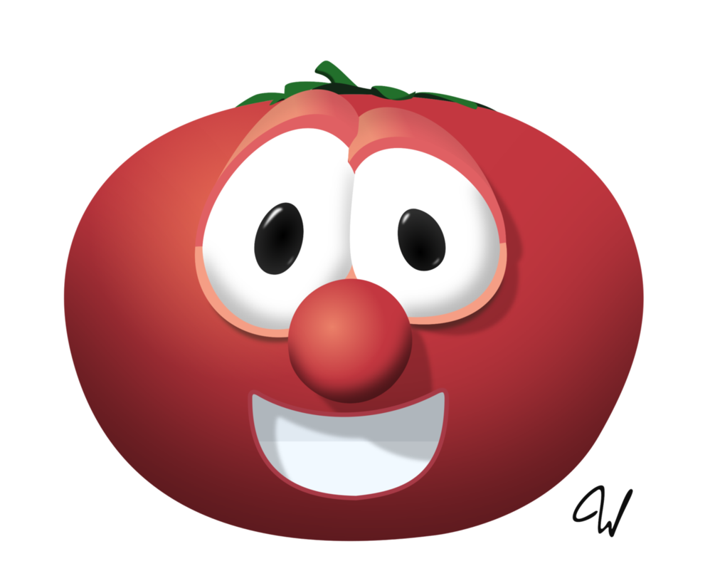 Image the tomato by. Tomatoes clipart bob