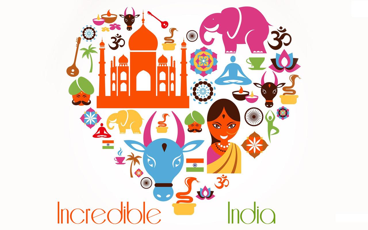 Culture clipart cultural heritage. India destination etc on